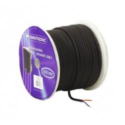 Kabel głośnikowy okrągły LS-25 2x1,5mm 100m