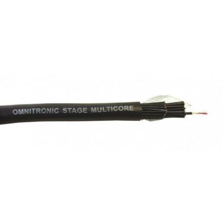 Kabel wielożyłowy Multicore 24 Par symetryczny 25m