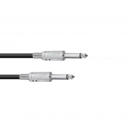 Kabel Jack 6,3 mono- Jack 6,3 mono - 6m