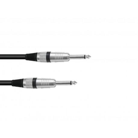 Kabel Jack 6,3 mono - Jack 6,3 mono KR-100 - 10m