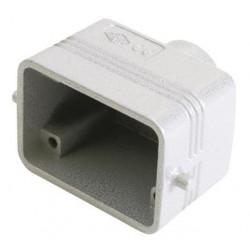 Obudowa złącza wielostykowego 6-pin prosta na kabel