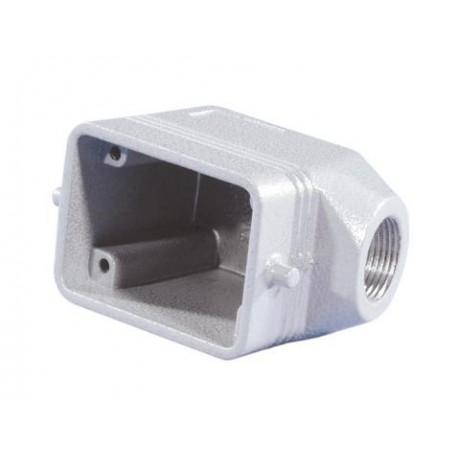 Obudowa złącza wielostykowego 6-pin kątowa na kabel