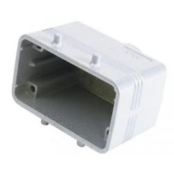 Obudowa złącza wielostykowego 10-pin prosta na kabel