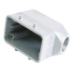 Obudowa złącza wielostykowego 10-pin kątowa na kabel