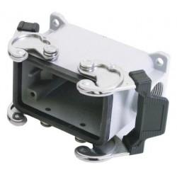 Obudowa złącza wielostykowego 10-pin panelowa z zatrzaskiem