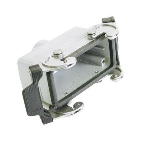 Obudowa złącza wielostykowego 16-pin prosta na kabel zatrzask