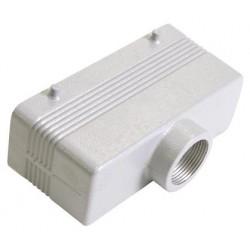Obudowa złącza wielostykowego 24-pin prosta na kabel