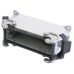 Obudowa złącza wielostykowego 24-pin panelowa z zatrzaskiem