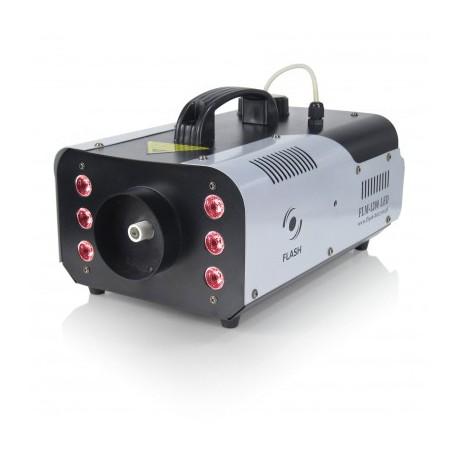 FLM-1200 Maszyna do dymu RE + LED 3w1