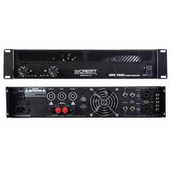 Wzmacniacz CREST CPX1500 2x500W/4