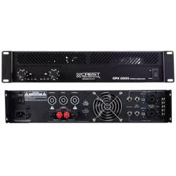 Wzmacniacz CREST CPX2600 2x900W/4
