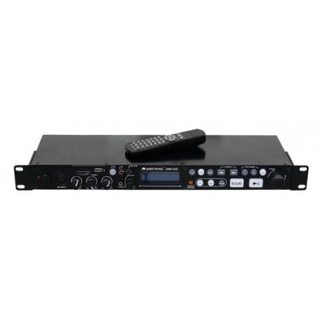 Odtwarzacz USB/SD OMNITRONIC DMP-102