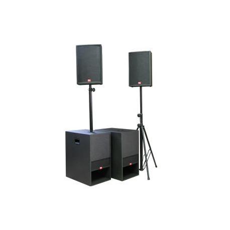 Zestaw POLAUDIO DJ 1600W