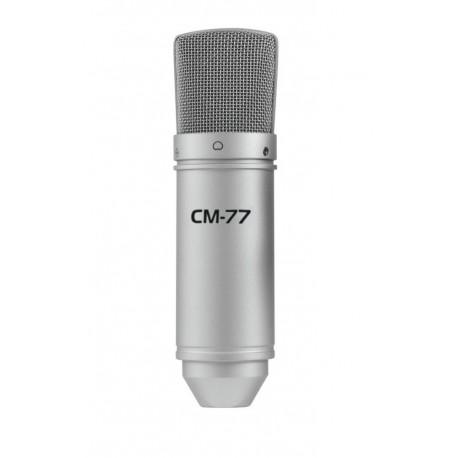 Mikrofon pojemnościowy OMNITRONIC CM-77