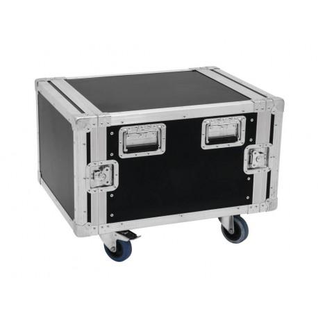 """Case Pro 19"""" 8U 55cm z kółkami"""