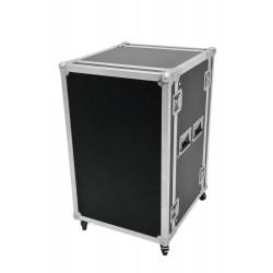 """Case Pro 19"""" 12U 45cm z kółkami"""