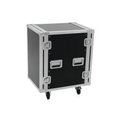 """Case Pro 19"""" 16U 55cm z kółkami"""