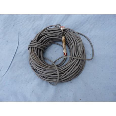 Kabel DMX LIYCY 2 x 0,75 ekran 40m XLRż5-XLRm5
