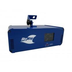 Laser Skyway niebieski SK-01B 100mW Blue, DMX