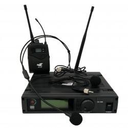 Skyway True Diversity UHF OK1000-3B system bezprzewodowy