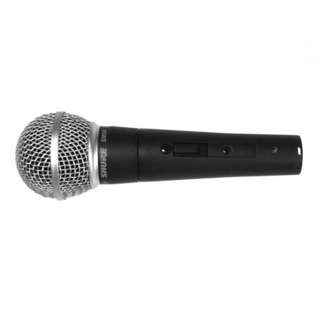 Mikrofon SHURE SM 58 SE