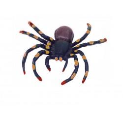 Halloween pająk 9x9cm