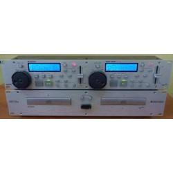 Odtwarzacz CD Omnitronic CDP-360