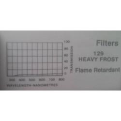 Filtr PAR-64 129 heavy frost