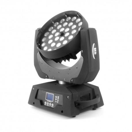 Glowa LED 36x10W Wash Zoom