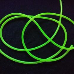 Wąż UV ultrafioletowy żółty - 1m