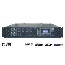 Wzmacniacz 100V DCB-250BC