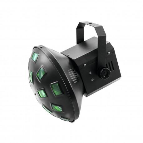 Efekt Skyway LED DERBY WHITE DMX RGBW 6x3W