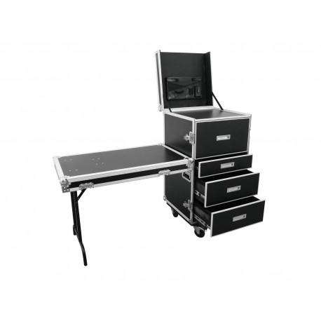 Universal case WDS-1, szuflady, kółka